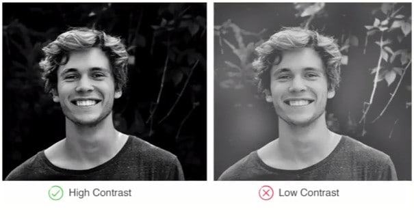 dating profile photo tip