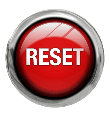 Bumble profile reset button