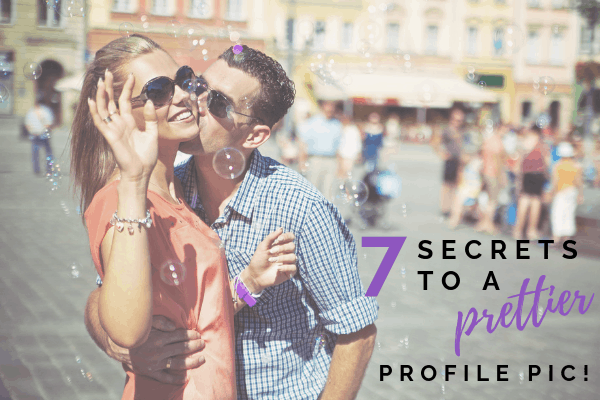 7 Secrets To A Prettier Profile Pic
