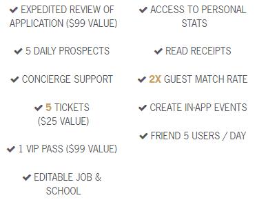 The League Member Benefits