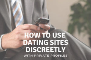 How To Hide Your Dating Profile