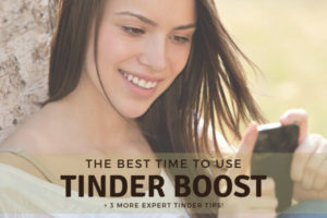 Best Time To Use Tinder Boost