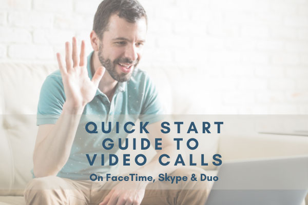 how to video call someone