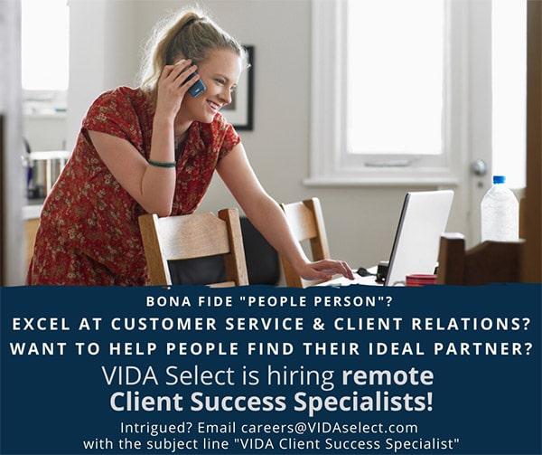 Client Success Specialist Career Position