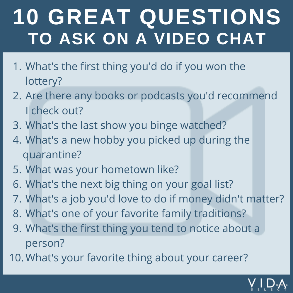 Great Questions To Ask On Match
