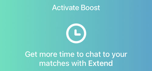 Bumble Boost Extend