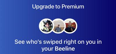 Bumble Premium Beeline
